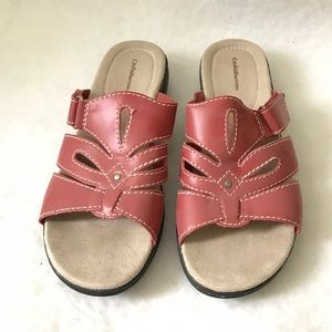 ❌ SOLD ❌ croft & barrow sandals piper slip on